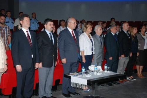 Türkiye Engelsiz Bilişim Sempozyumu 2012 - Protokol Fotoğrafı